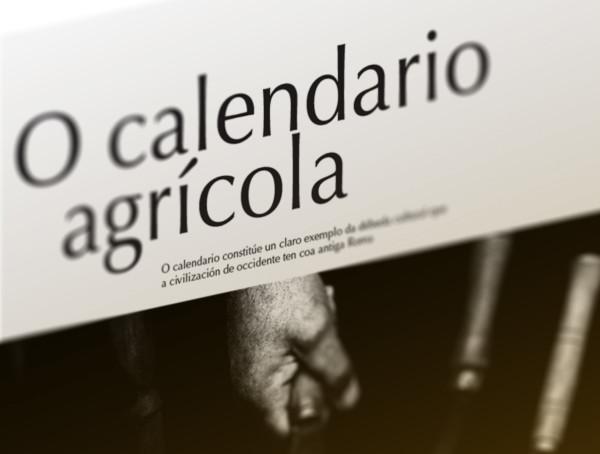 Calendario agrícola