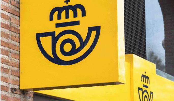 Nuevo logotipo de Correos