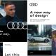 Audi. Nuevo rediseño